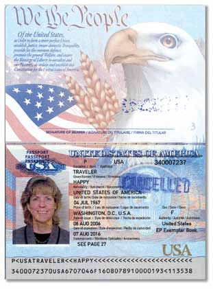 2010 passport by Tucson Arizona Immigration Attorney Lawyer John Messing